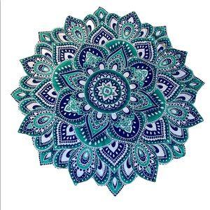 Beautiful Handmade Lotus Tapestries